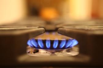 Blue Gas Burner - Mabry Campbell