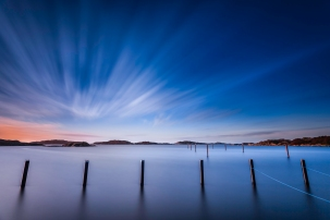 Blue Night - Fine Art Photographer - Houston - Mabry Campbell