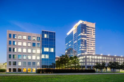 BMC Software South Elevation 1 - Architecture Photographer - Houston - Mabry Campbell