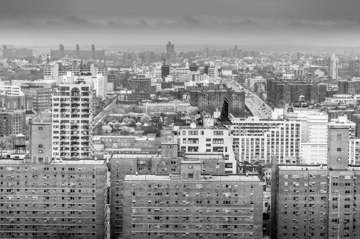 Brooklyn Cityscape - Fine Art Photographer - Houston - Mabry Campbell