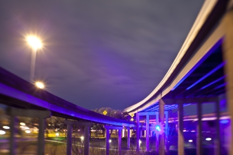 Buffalo Overpasses - Mabry Campbell