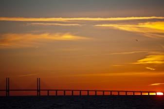 Øresund Sundowner - Mabry Campbell