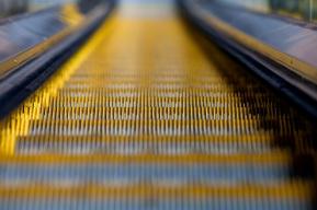 Escalator - Mabry Campbell