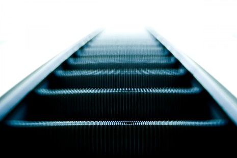 Escalator to Heaven - Mabry Campbell
