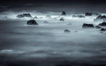 Fluid ~ Selenium Rock Symphony II - Fine Art Photographer - Houston - Mabry Campbell
