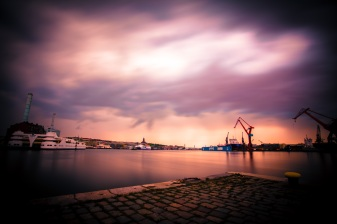 Gothenburg Harbor - Mabry Campbell