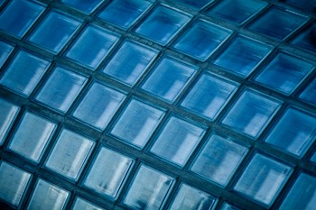 Krypton's Crystal Wall - Mabry Campbell