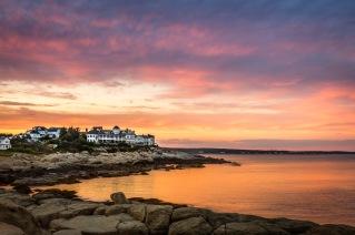 Mansion At Cape Neddick - Fine Art Photographer - Houston - Mabry Campbell