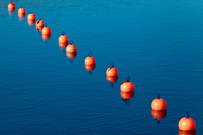 Marina-Buoys-At-Western-Harbor-Mabry-Campbell