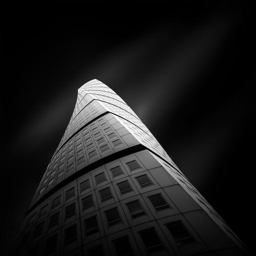 Molten IV - Turning Torso - Fine Art Photographer - Houston - Mabry Campbell