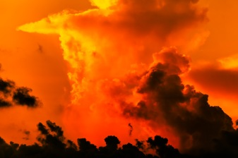 Morning Clouds Over the Gulf - Mabry Campbell