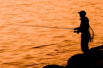 Night Fishing Deserves A Quiet Night - Mabry Campbell