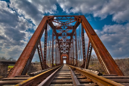 Old Sealy Bridge - Mabry Campbell