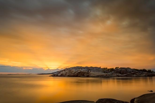 Orange Archipelago - Fine Art Photographer - Houston - Mabry Campbell