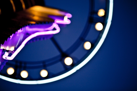 Purple Through the Bulls-Eye - Mabry Campbell