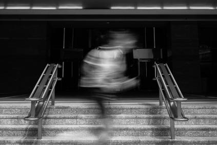 Running Man - Mabry Campbell