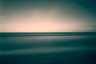 Teal Water - Fine Art Photographer - Houston - Mabry Campbell