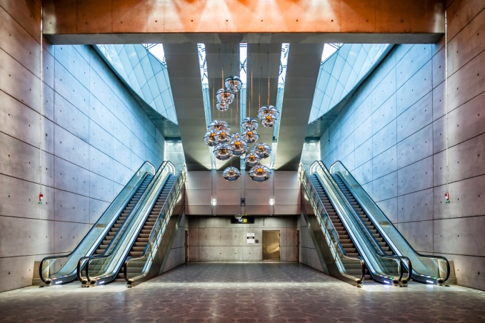 Triangeln South Level Two - Architecture Photographer - Houston - Mabry Campbell