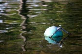 Turquoise Buoy - Mabry Campbell