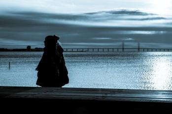 Walking Western Harbor - Mabry Campbell