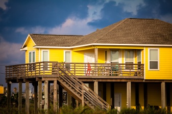 A Texas Beach House - Mabry Campbell