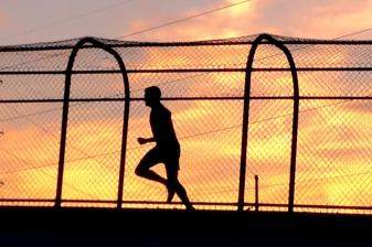 Mabry Campbell - Running Man