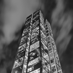 Tower Art - Mabry Campbell