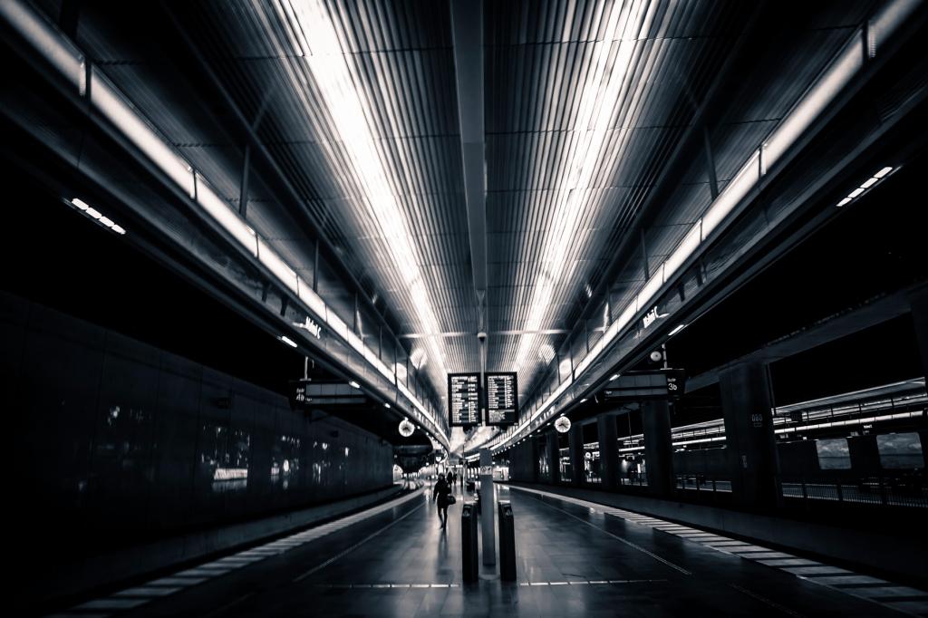 Spår 4 Malmö Centralstation