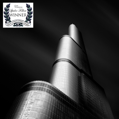 Molten V ~ Trump Tower Chicago - Mabry Campbell