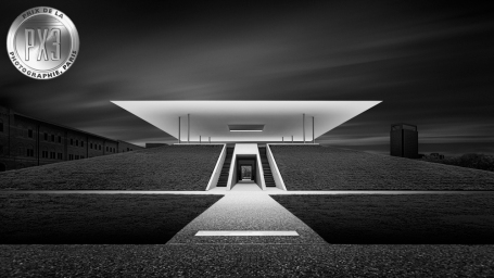 2015 PX3 - Honoring I - The Time Dynamic - James Turrell Skyspace