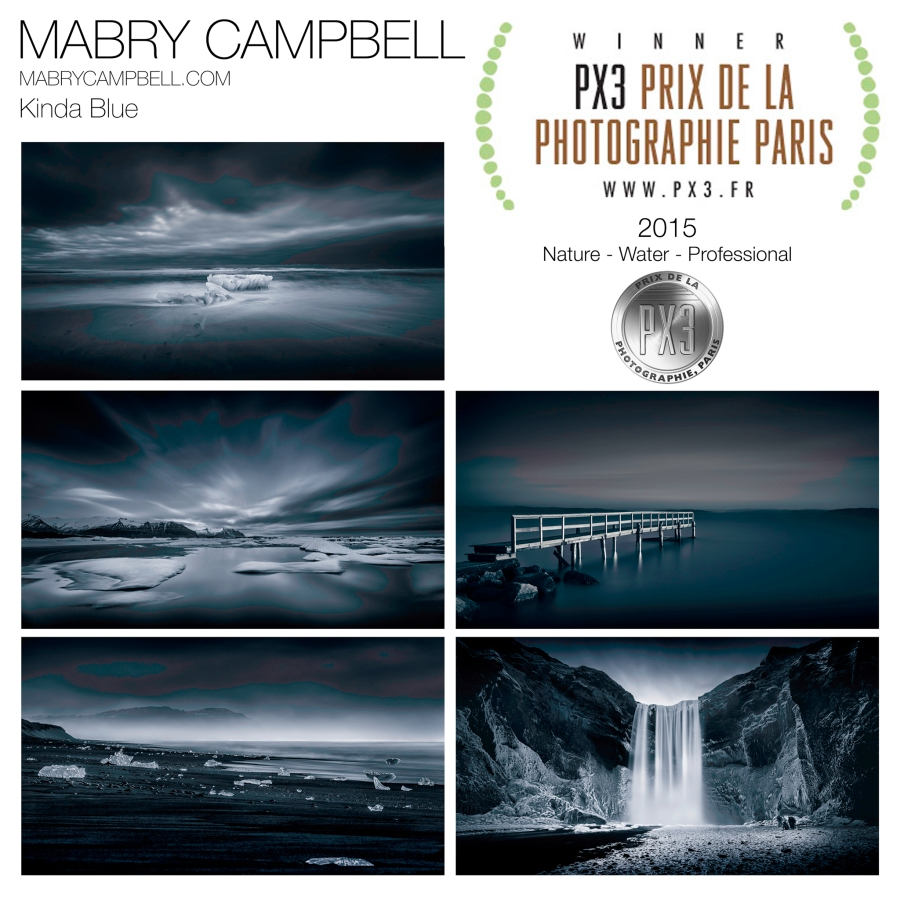 2015-PX3-Silver-Kinda-Blue-Nature-Water-Professional-Mabry-Campbell