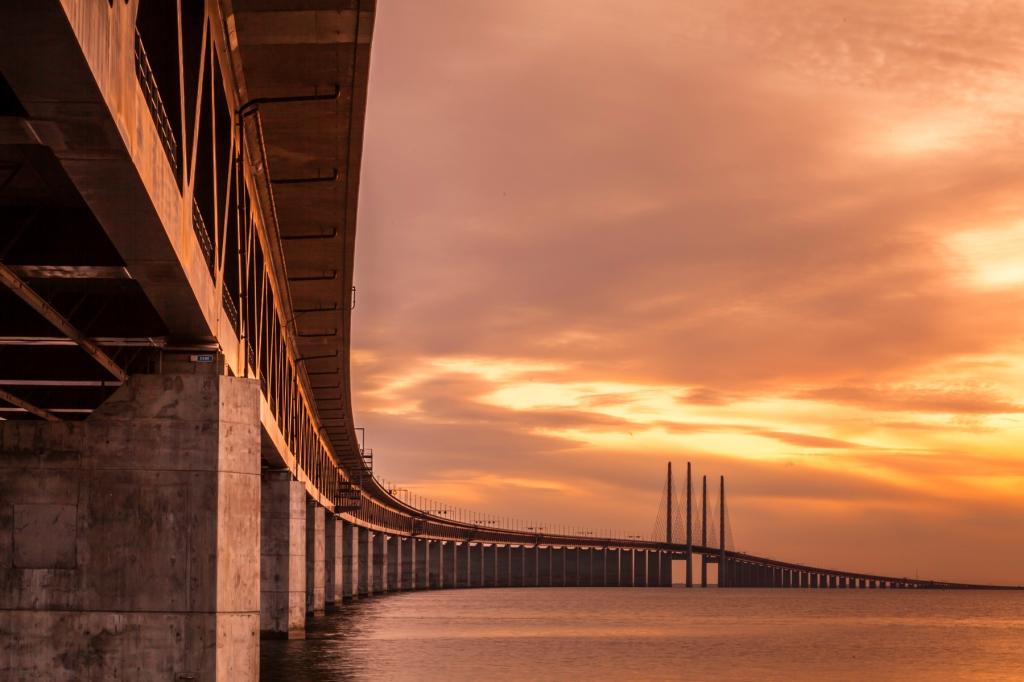 Öresundsbron-Sunset-Sky-I-Mabry-Campbell
