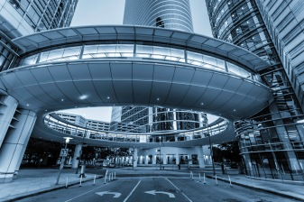 Circle Skywalk - Fine Art Photographer - Houston - Mabry Campbell
