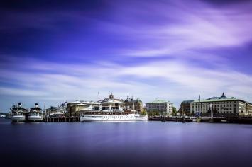 Boats At Cosmopolitan - Mabry Campbell