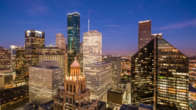 Downtown-Houston-Skyline-The-West-Side-Mabry-Campbell