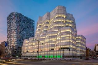 IAC Building - Mabry Campbell