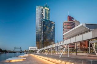 Maastoren-Building-Rotterdam-And-1241-Art-Bridge-Mabry-Campbell