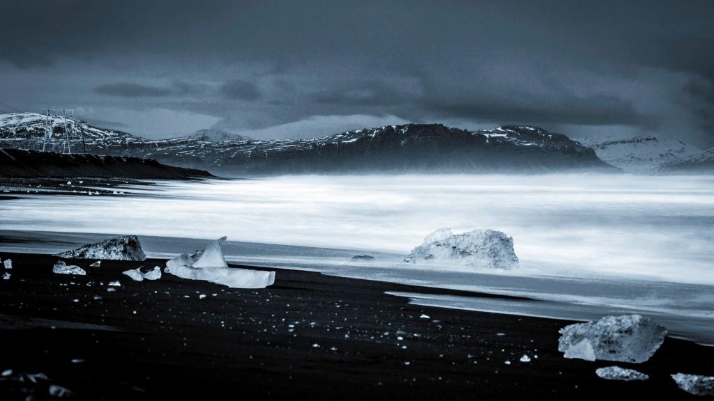 Diamond-Beach-~-Jökulsárlón-~-Iceland-Coast-I-Mabry-Campbell