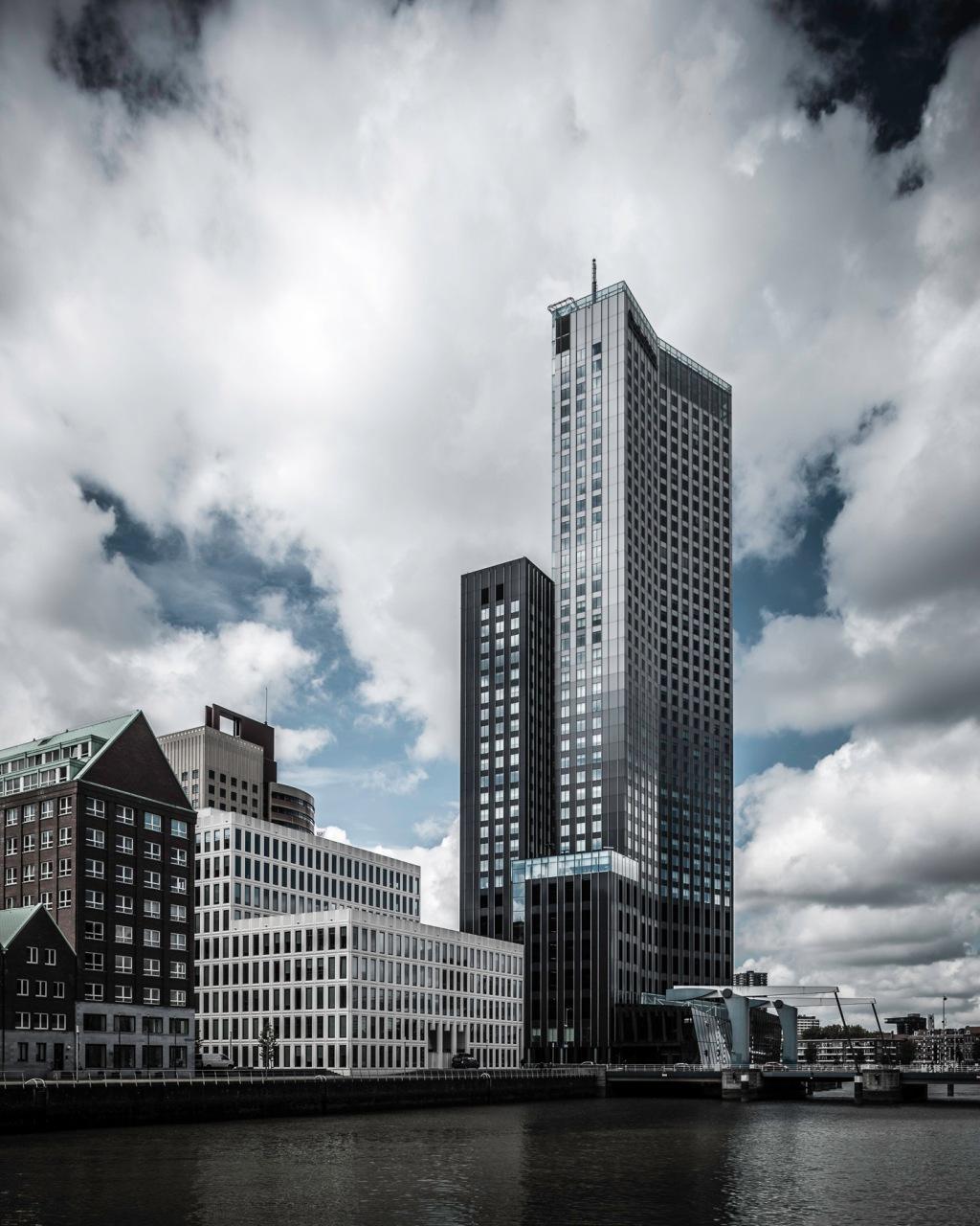 Maastoren Building Rotterdam - Mabry Campbell