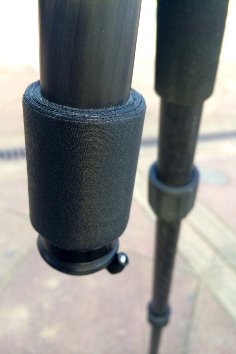 (Image 4) Gaffer's Tape on tripod