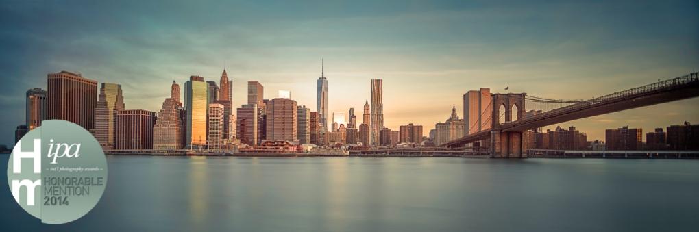 2014 IPA - I Am Lower Manhattan ~ Golden Skyline - Mabry Campbell