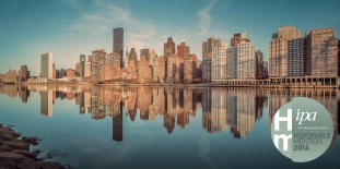 2014 IPA - I Am Midtown East ~ Golden Skyline - Mabry Campbell