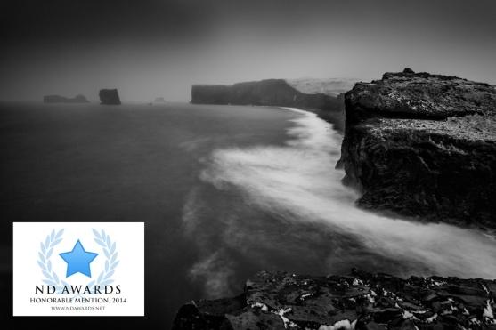 Cliffs Of Dyrhólaey - Mabry Campbell