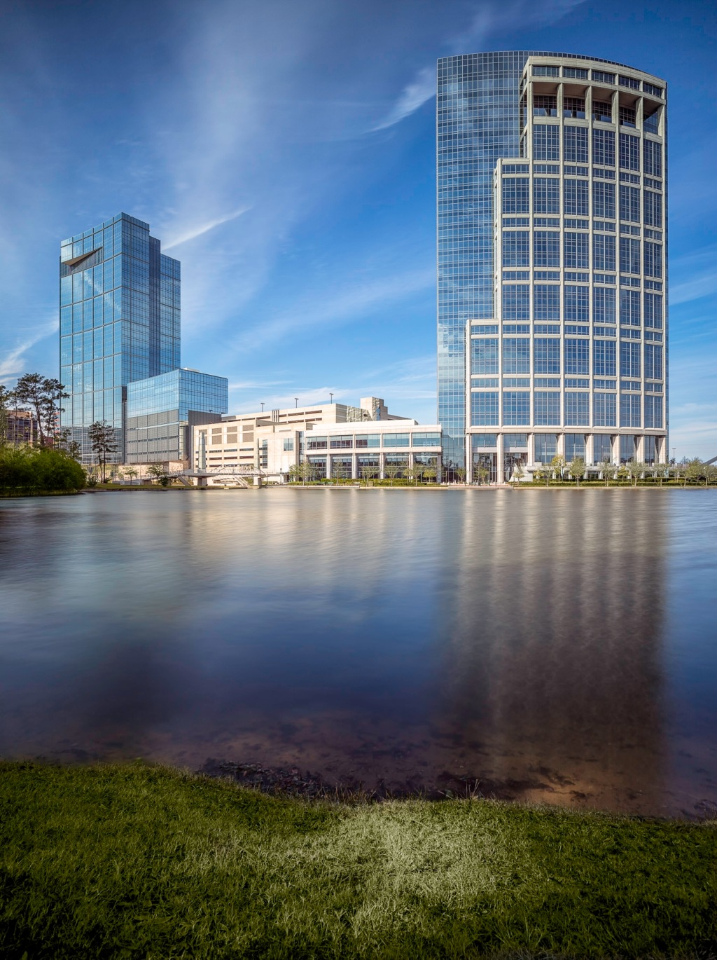 Anadarko-Petroleum-Corporation-Allison-Tower-and-Hackett-Tower-Vertical-Panorama-Mabry-Campbell