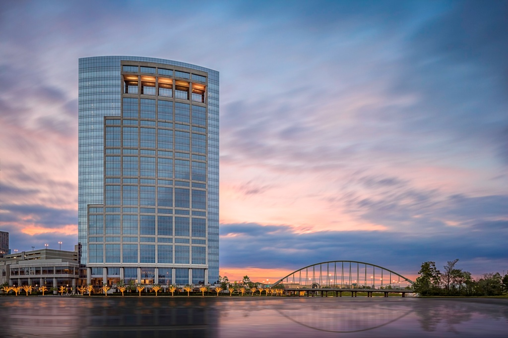 Anadarko-Petroleum-Corporation-Allison-Tower-Sunset-Mabry-Campbell
