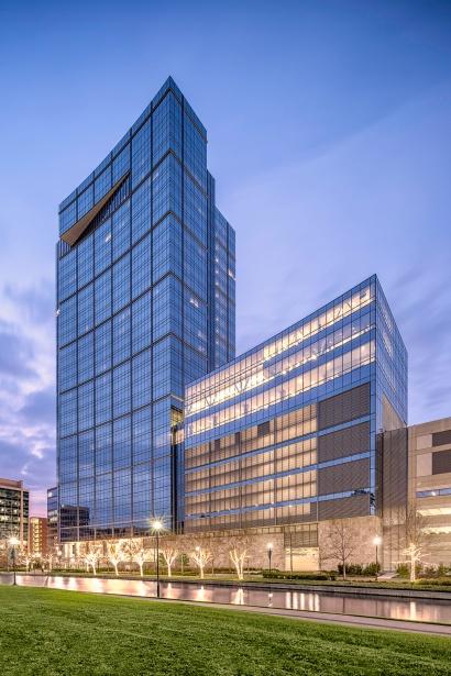 Anadarko-Petroleum-Corporation-Hackett-Tower-Blue-Hour-Mabry-Campbell