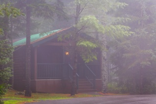 Cabin-In-Maine-Fog-Mabry-Campbell