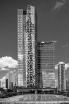 CN-Tower-Reflected-in-The-Delta-Hotel-BW-Mabry-Campbell