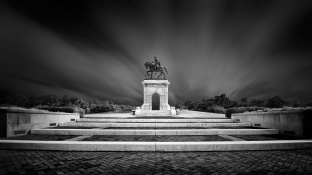 Honoring-III-The-Time-Dynamic-Sam-Houston-Monument-Mabry-Campbell