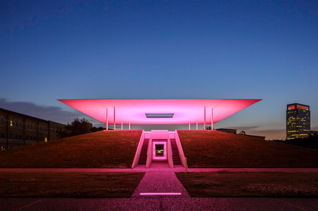 james turrell skyspace twilight epiphany mabry campbell photo blog. Black Bedroom Furniture Sets. Home Design Ideas